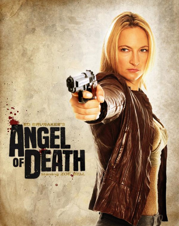 Angel of Death Poster #1