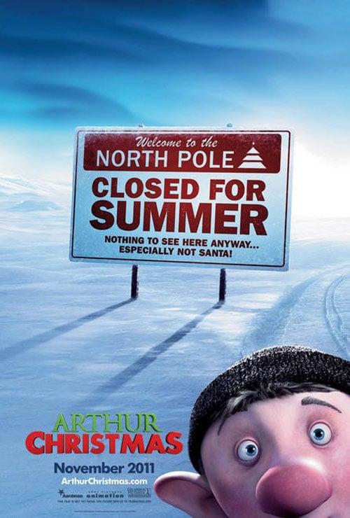 Arthur Christmas Poster #2
