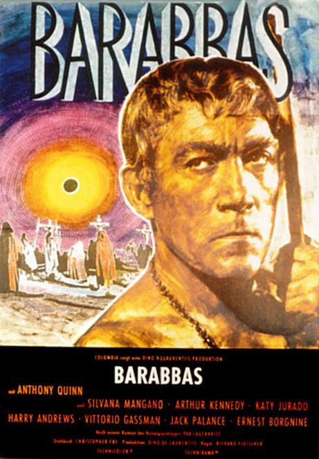 Barabbas Poster #2