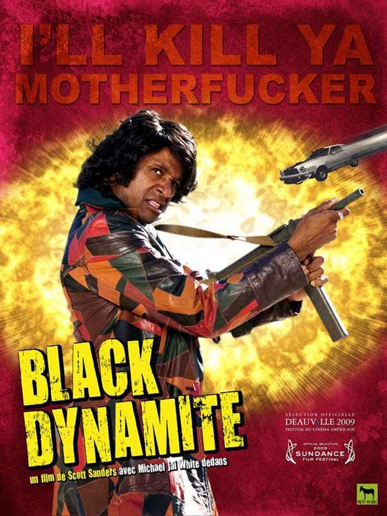Black Dynamite Poster #10