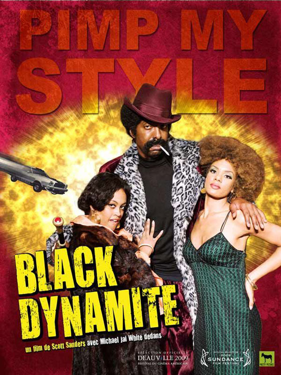 Black Dynamite Poster #11