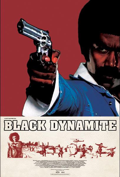 Black Dynamite Poster #2