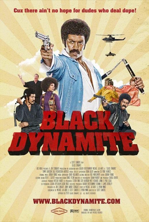 Black Dynamite Poster #4