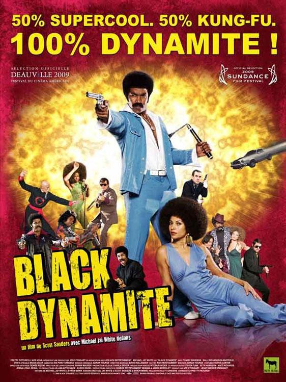 Black Dynamite Poster #6