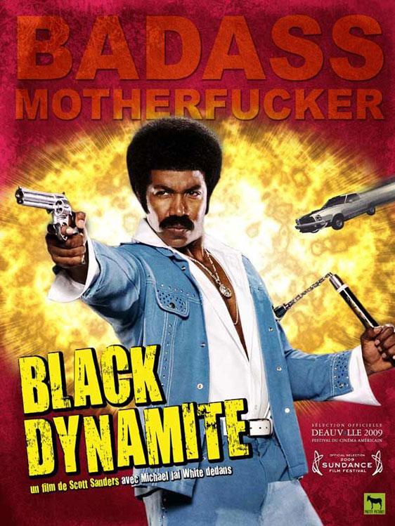 Black Dynamite Poster #7
