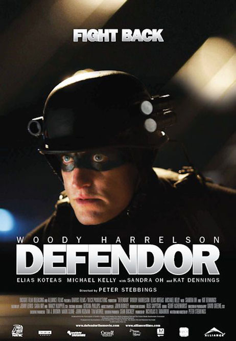 Defendor Poster #1