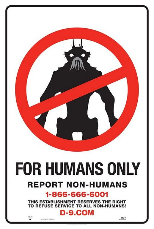 District 9 Poster #10
