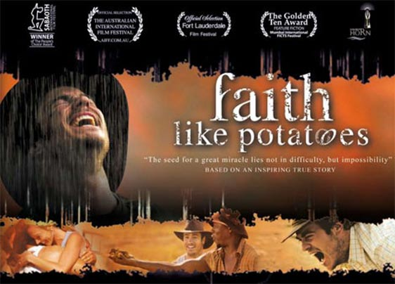 Faith Like Potatoes Poster #2