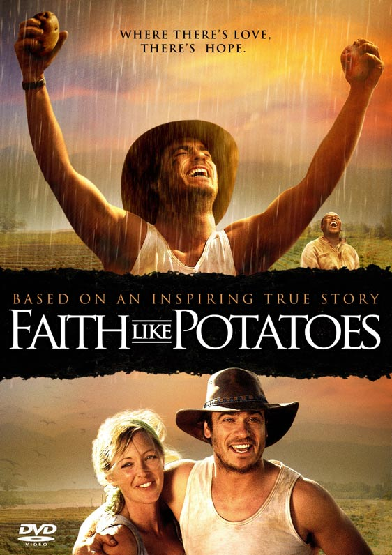 Faith Like Potatoes Poster #1