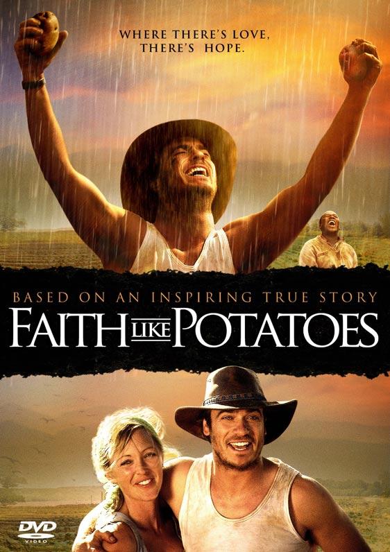 Faith Like Potatoes Poster