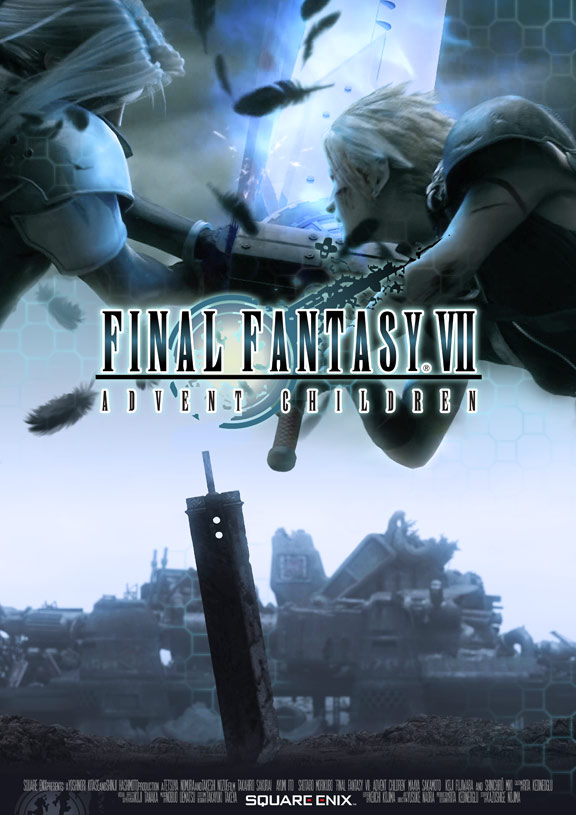 Final Fantasy VII: Advent Children Poster #1