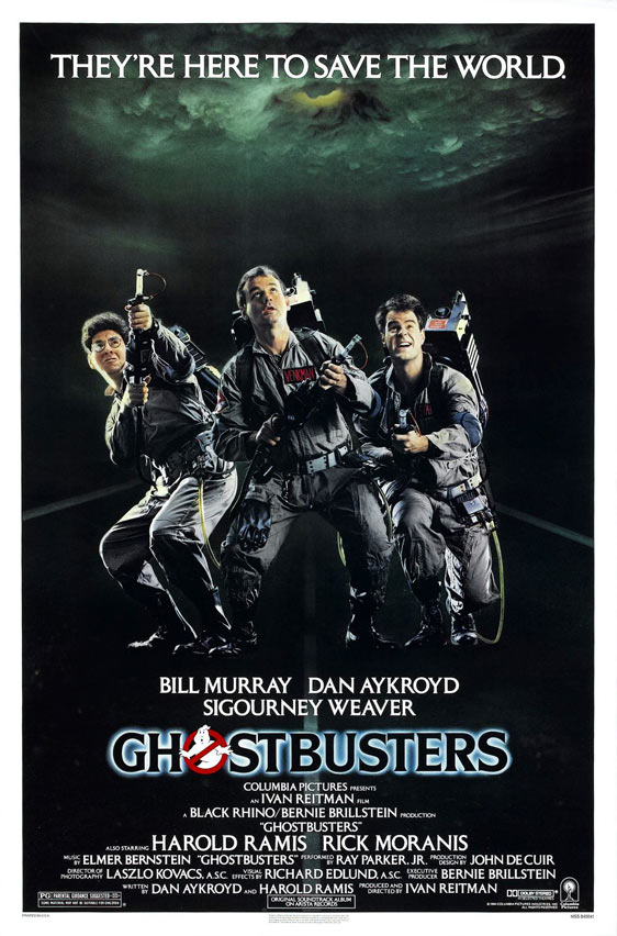Ghostbusters Poster #2