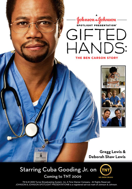 Gifted Hands Poster #1