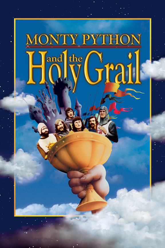 Monty Python and the Holy Grail Poster #1