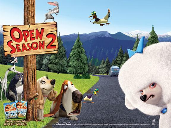 Open Season 2 Poster #3
