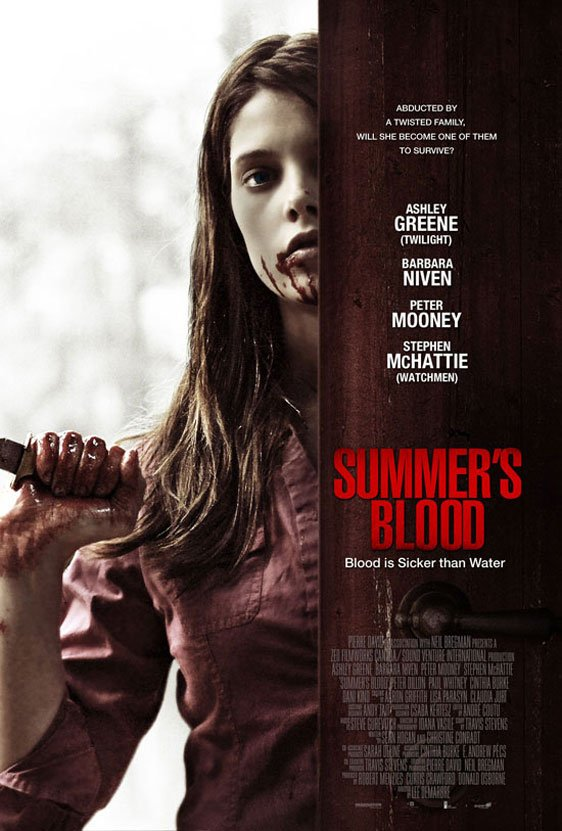 Summer's Blood Poster #1