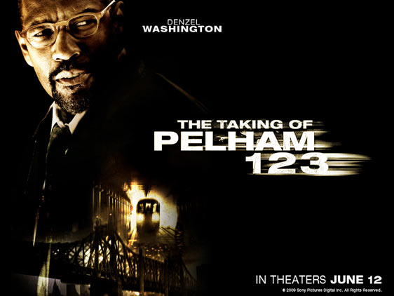The Taking of Pelham 1 2 3 Poster #2