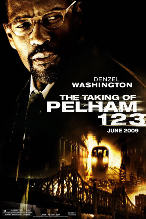 The Taking of Pelham 1 2 3 Poster #4