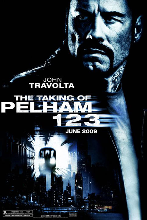 The Taking of Pelham 1 2 3 Poster #5