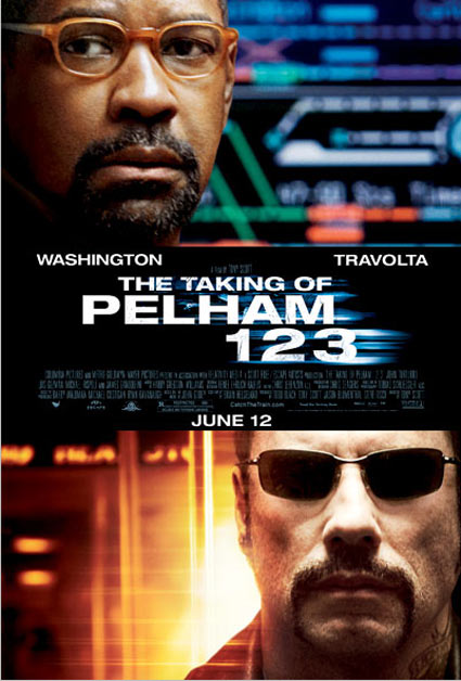 The Taking of Pelham 1 2 3 Poster #6