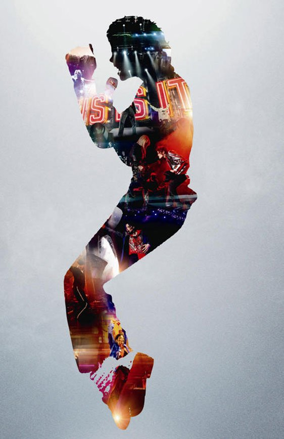 Michael Jackson's This Is It Poster #2