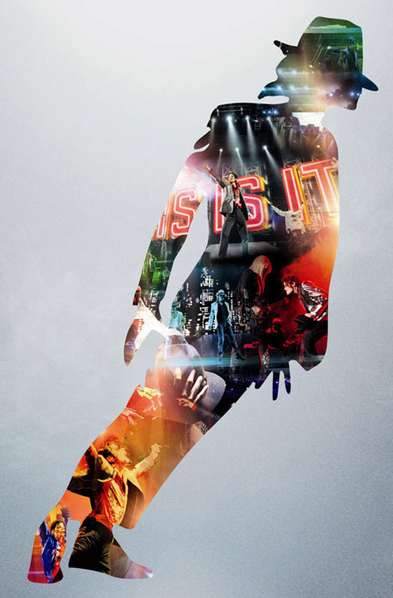 Michael Jackson's This Is It Poster #3