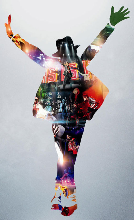 Michael Jackson's This Is It Poster #4