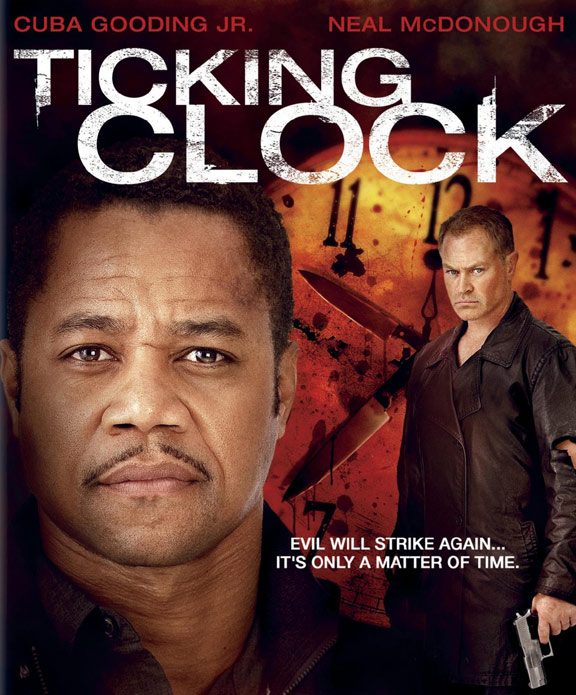 Ticking Clock Poster #1