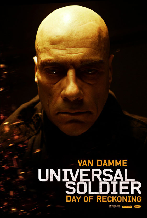 Universal Soldier: Day of Reckoning Poster #3