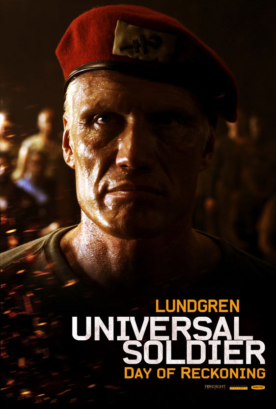 Universal Soldier: Day of Reckoning Poster #4