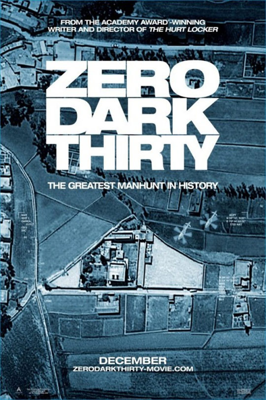 Zero Dark Thirty Poster #2