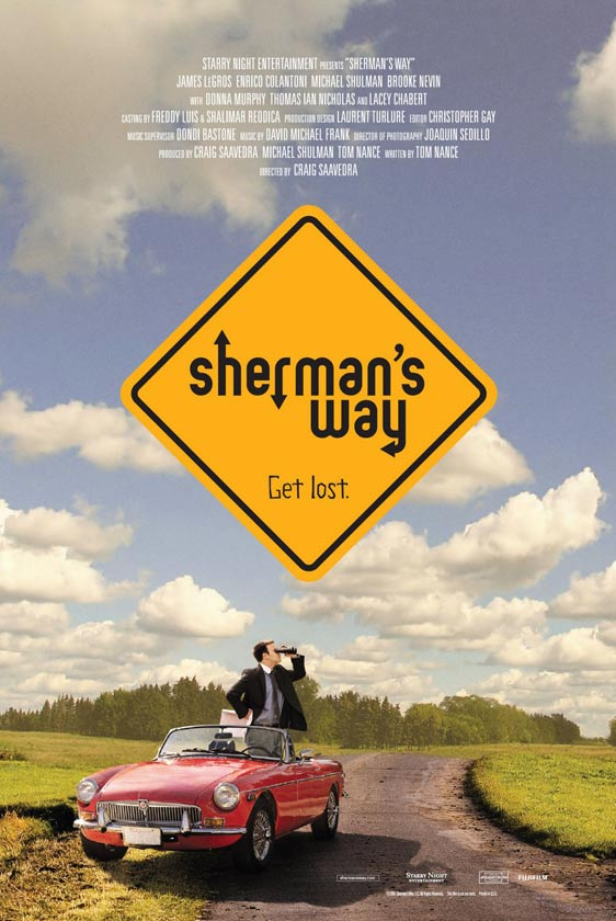 Sherman's Way Poster #2