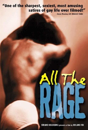 All the Rage Poster #1