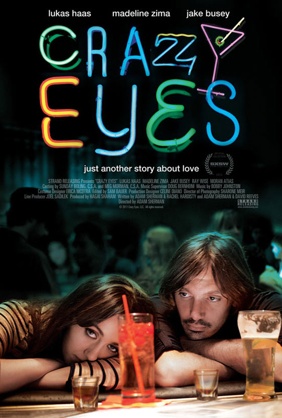 Crazy Eyes Poster