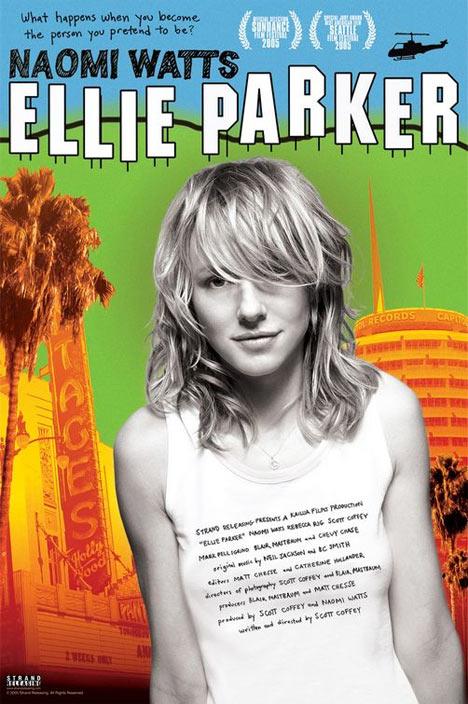 Ellie Parker Poster #1