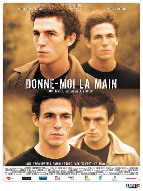 Give Me Your Hand (Donne-moi la main) Poster