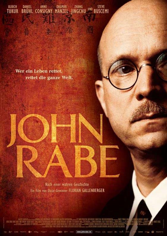 John Rabe Poster