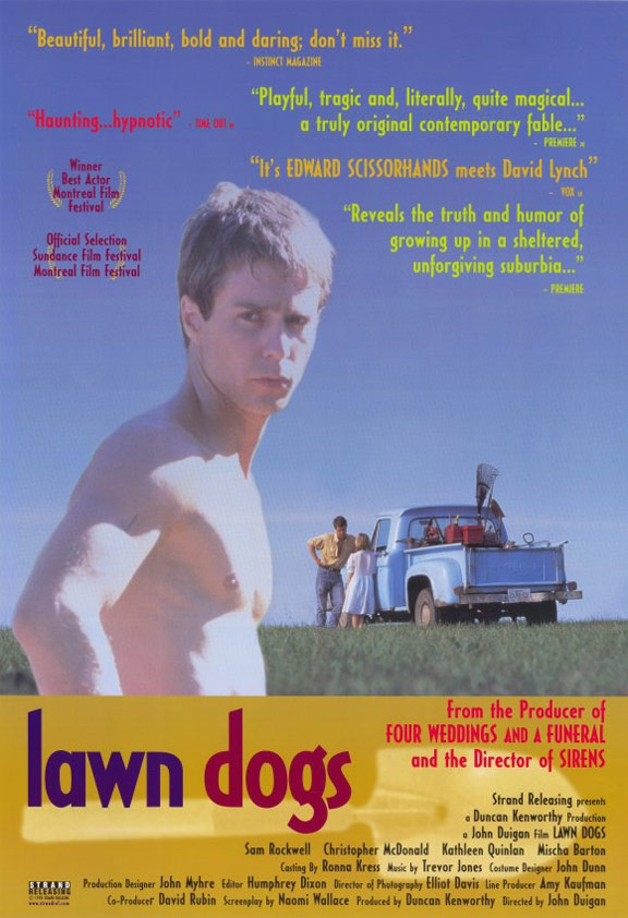 Lawn Dogs Poster #1