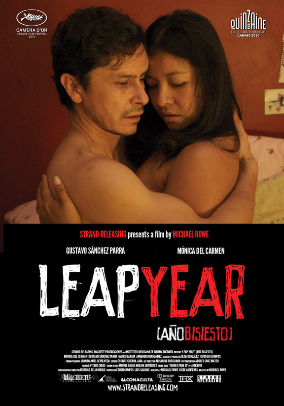 Leap Year (Año Bisiesto) Poster