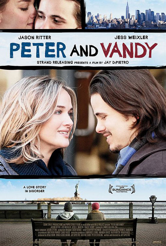 Peter and Vandy Poster #1