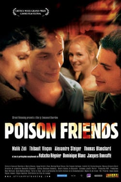 Poison Friends Poster #1