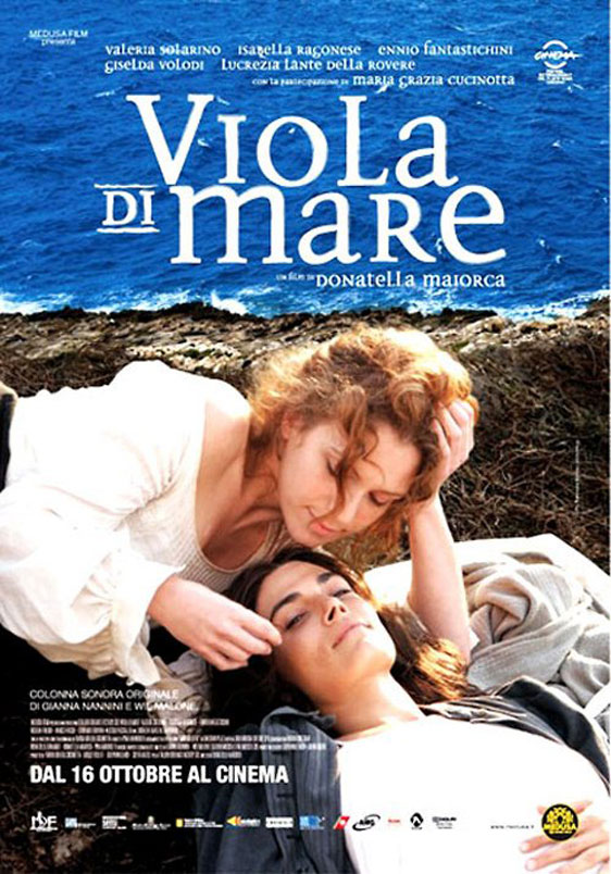The Purple Sea (Viola di mare) Poster