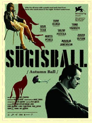 Sugisball (Sügisball) Poster