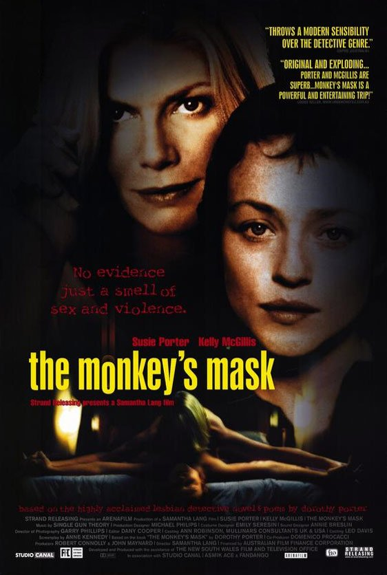The Monkey's Mask Poster