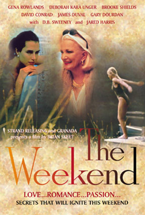 The Weekend Poster #1