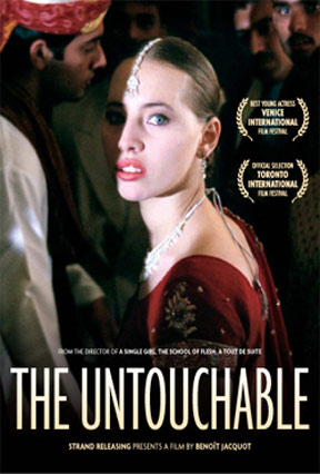 The Untouchable (L'intouchable) Poster #1