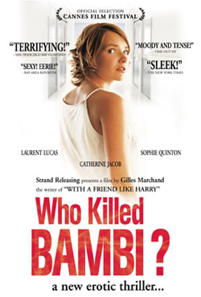 Who Killed Bambi? (Qui a tué Bambi?) Poster