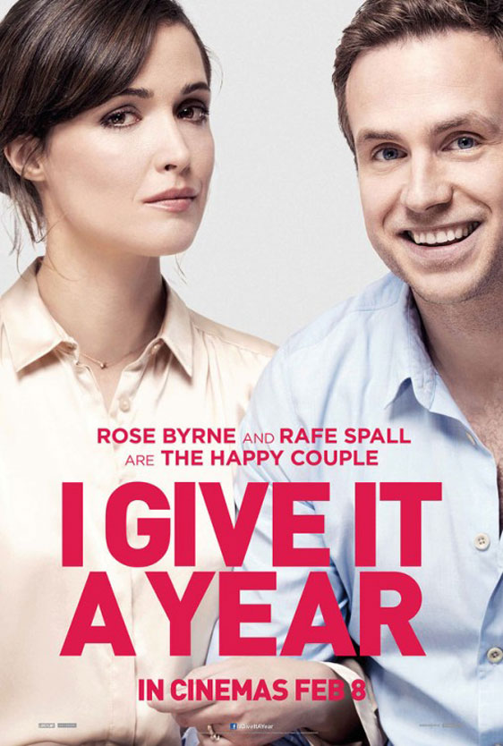 I Give It a Year Poster #7