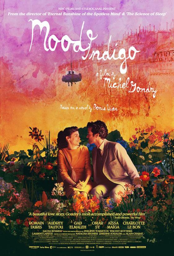 Mood Indigo Poster #9