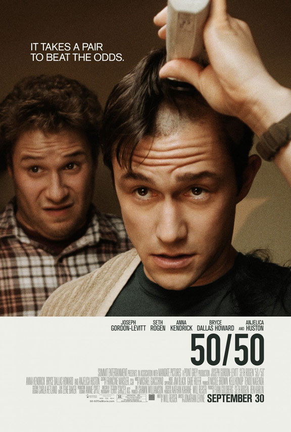 50/50 Poster #2